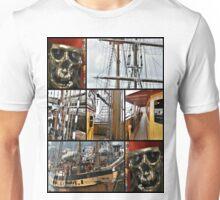 tall ship festival Unisex T-Shirt