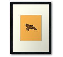 Browncoats Remember Framed Print