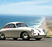 1964 Porsche 356 B Coupe by DaveKoontz