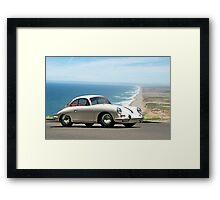 1964 Porsche 356 B Coupe Framed Print