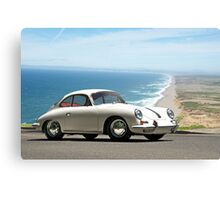 1964 Porsche 356 B Coupe Canvas Print
