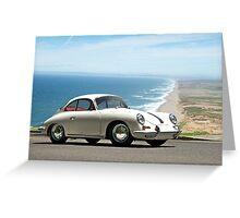 1964 Porsche 356 B Coupe Greeting Card