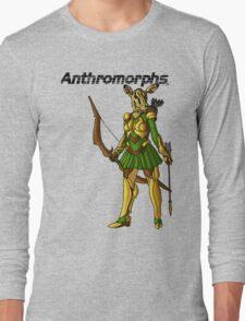 Anthromorphs Doe Long Sleeve T-Shirt