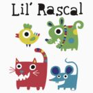Lil' Rascal Critters by Andi Bird