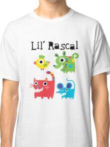 Lil' Rascal Critters Classic T-Shirt