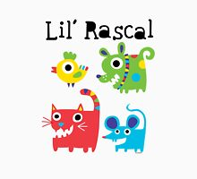 Lil' Rascal Critters Womens Fitted T-Shirt