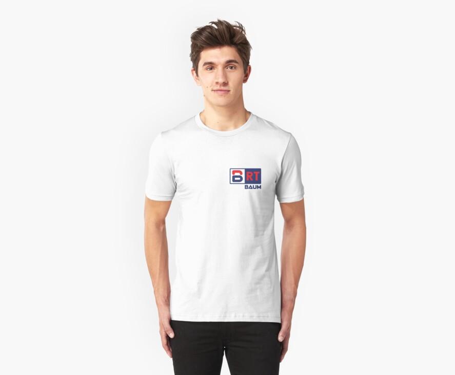 BAUM Royal Tennenbaums Shirt by Tabner