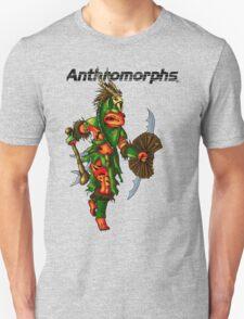 Anthromorphs frog warrior T-Shirt