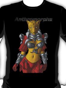 Anthromorphs Leopard T-Shirt