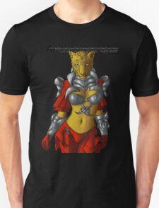 Anthromorphs Leopard Unisex T-Shirt