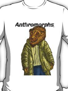 Anthromorphs Lion T-Shirt