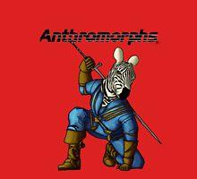 Anthromorphs Zebra Unisex T-Shirt