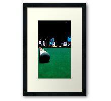 NL01 Framed Print