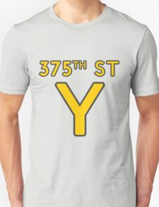 375th Street Y - Royal Tenenbaums Tshirt T-Shirt