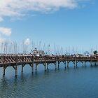 Playa Blanca in Lanzarote by mariusvic