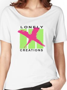 Lonely Creations Three Strikes X Out Women's Relaxed Fit T-Shirt