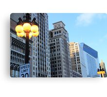 Chicago Scapes Canvas Print