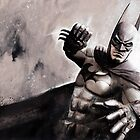 Batman: Arkham by chickenhead