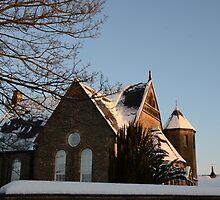 Weslyan Chapel by Malcolm Snook