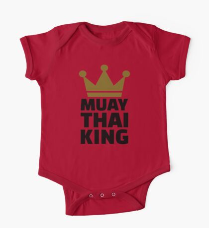 Muay Thai King One Piece - Short Sleeve
