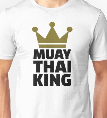 Muay Thai King Unisex T-Shirt