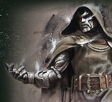 Dr. Doom by chickenhead