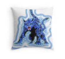 Nibi Matatabi Throw Pillow