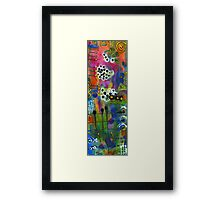 Play Date Framed Print