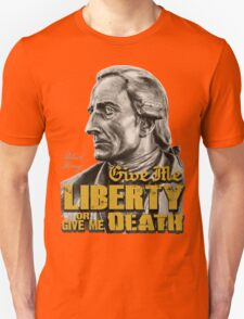 Patrick Henry - Liberty or Death T-Shirt