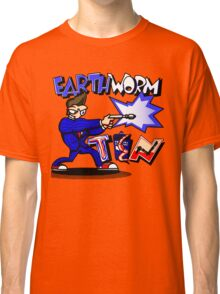 Earthworm Ten 2 Classic T-Shirt