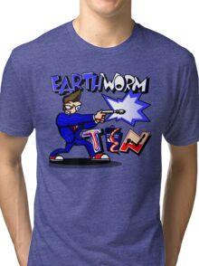 Earthworm Ten 2 Tri-blend T-Shirt