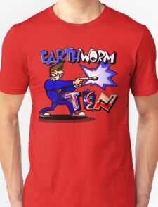 Earthworm Ten 2 T-Shirt