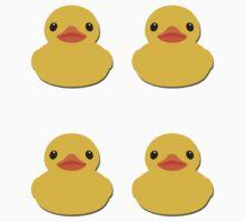 rubber duck ssss by benyuenkk
