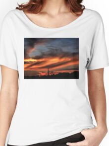 Smoke and Fire Women's Relaxed Fit T-Shirt