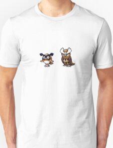 Hoothoot evolution T-Shirt