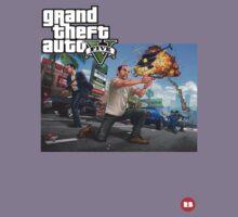 GTA 5 by lunabluelion