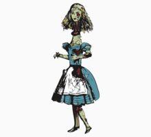 Alice in Underland Baby Tee