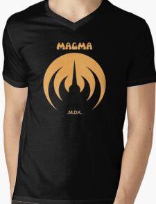 Magma MDK Mens V-Neck T-Shirt