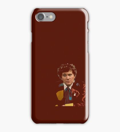 The 6th doctor iPhone Case/Skin