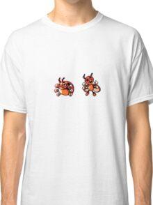 Ledyba evolution  Classic T-Shirt