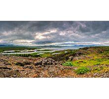 Thingvellir National Park Photographic Print