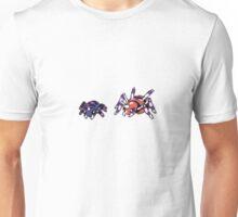 Spinarak evolution Unisex T-Shirt