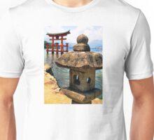 Lonely Lantern (Japan) Unisex T-Shirt