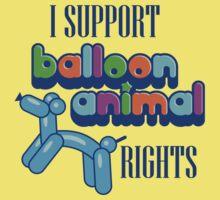 Support Balloon Animal Rights by David Ayala