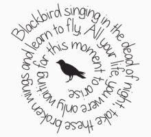 Blackbird by Adaline Kendrick