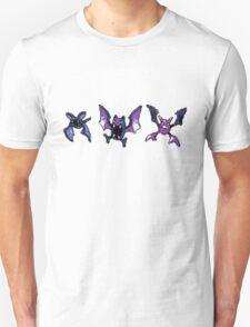 Zubat evolution (Gen 2) T-Shirt
