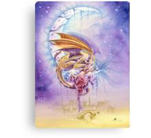 Dragon Dreams Canvas Print