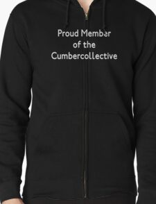 Cumbercollective Zipped Hoodie