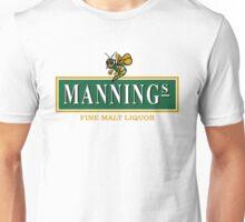 Manning's Fine Malt Liqour Unisex T-Shirt
