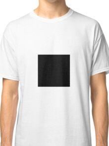 Square Black Classic T-Shirt